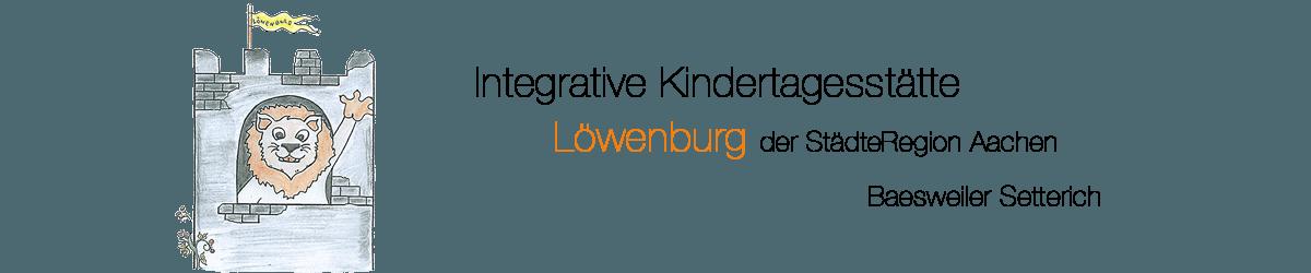 Kita Löwenburg Logo